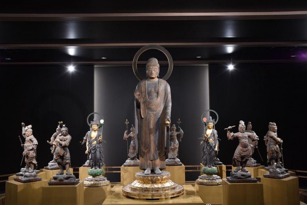 東光院仏教美術室リニューアル記念 「徹底解説!東光院のすべて」