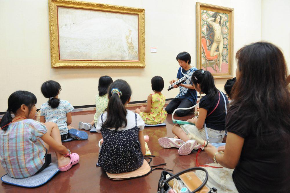 2009年のワークショップの様子 Photo: 富永亜紀子