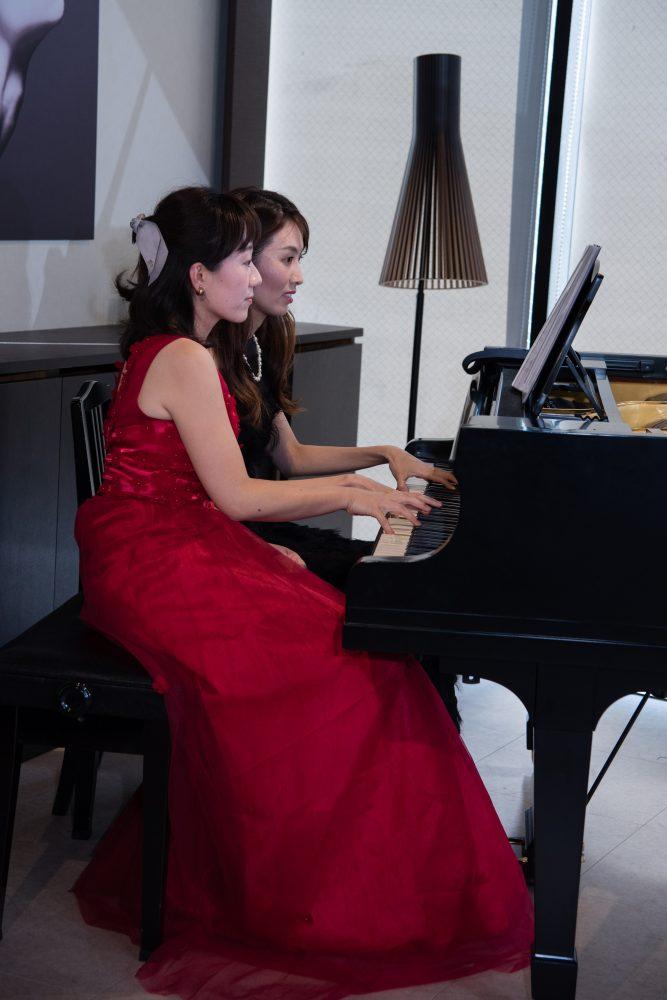 ピアノユニット・ルノンキュルによるスプリングコンサート