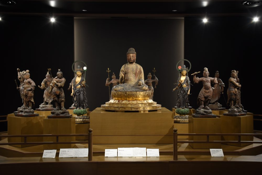 Buddhist Art from Tokoin Temple