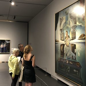 Gallery Tour in English