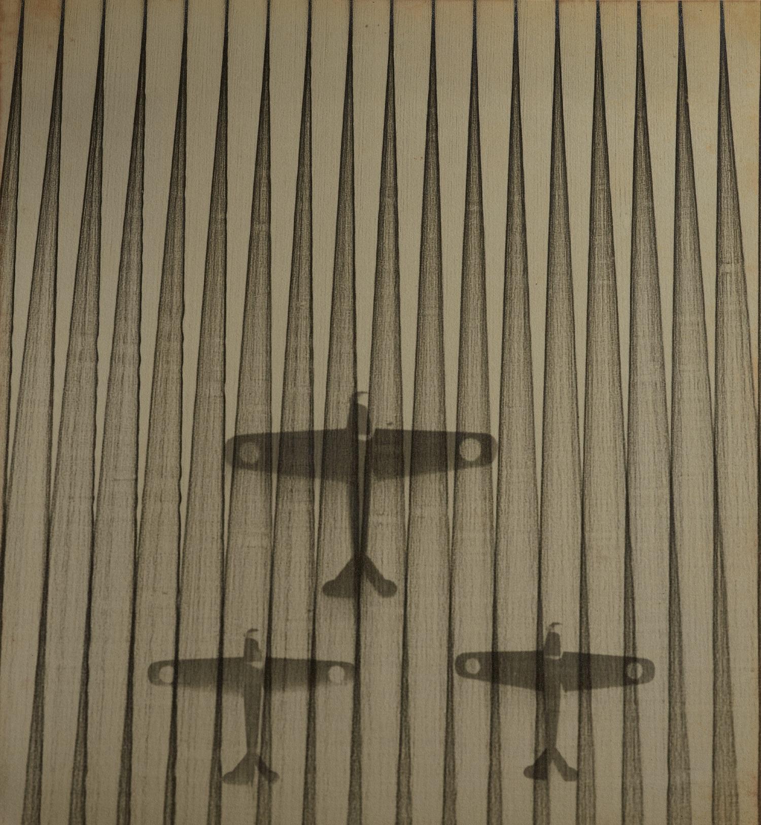 高橋渡《 エンピツ画》 1937年 個人蔵